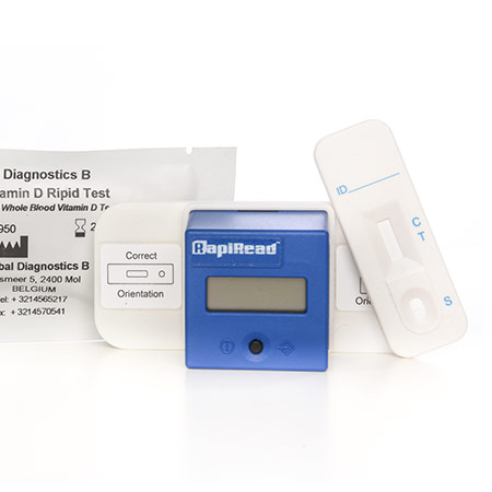 Vit D assays - Global Diagnostics B